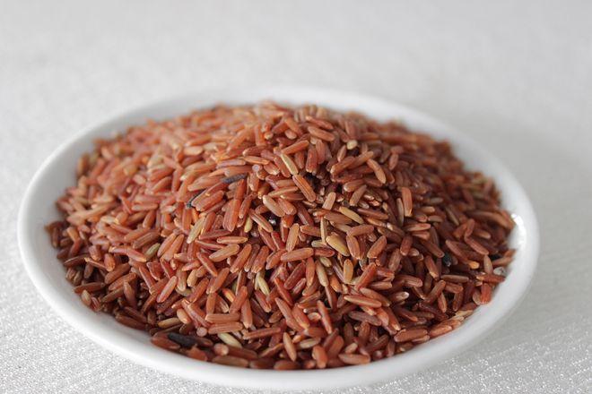 chọn gạo lứt chất lượng