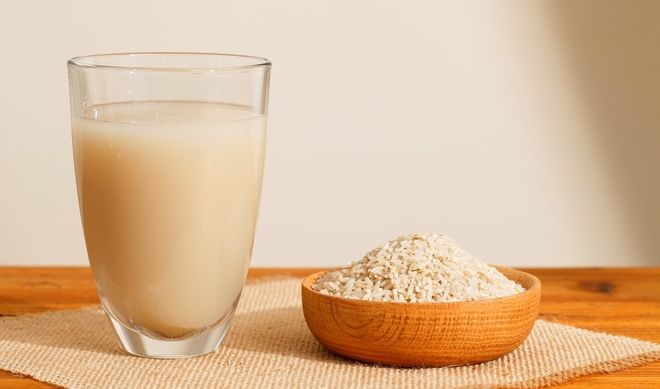 sử dụng bột gạo lứt