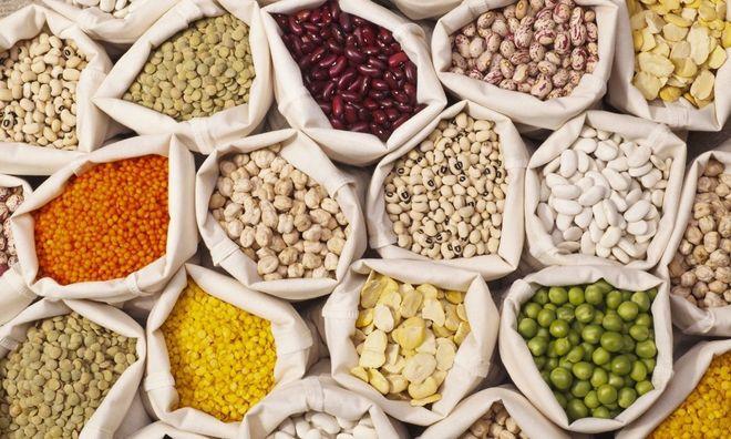 nguyên liệu làm bột ngũ cốc dinh dưỡng