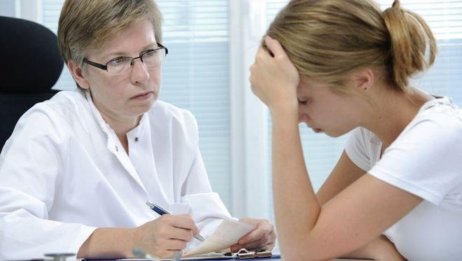 Bạn có thể đến bệnh viện để làm xét nghiệm nội tiết tố nữ, để xác định đâu là nguyên nhân làm giảm lượng nội tiết tố.