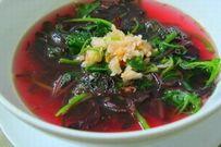 Cách làm món rau dền xào tỏi thơm ngon cho bữa cơm ngày hè