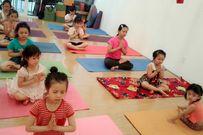 Tập yoga cho trẻ mang lại nhiều lợi ích không ngờ mẹ cần biết