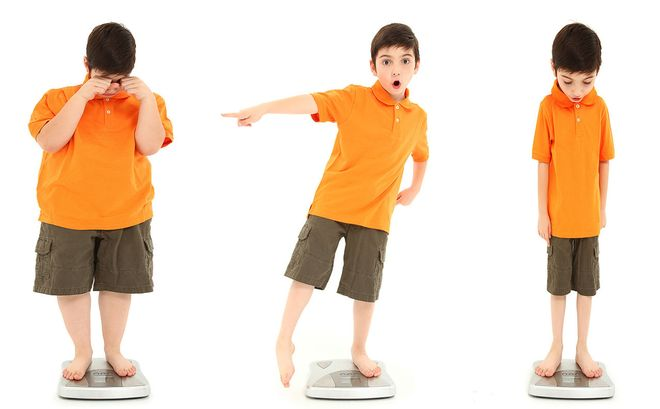 trẻ bị nhẹ cân thấp còi