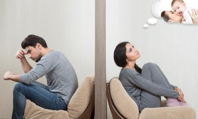 vợ chồng hiếm muộn