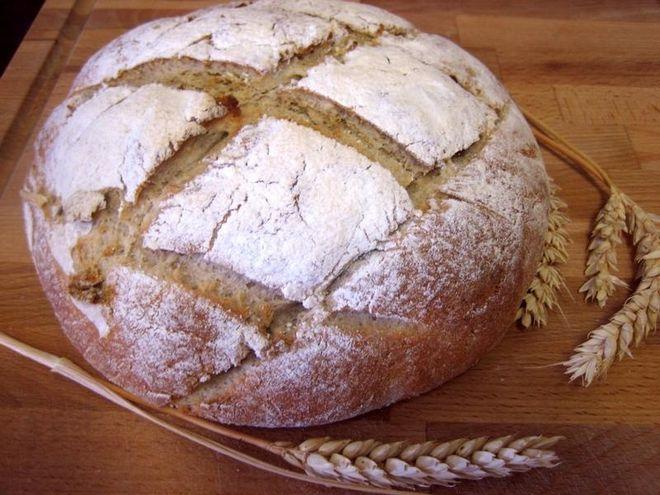 ổ bánh mì đen