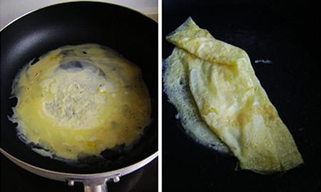 trứng chiên