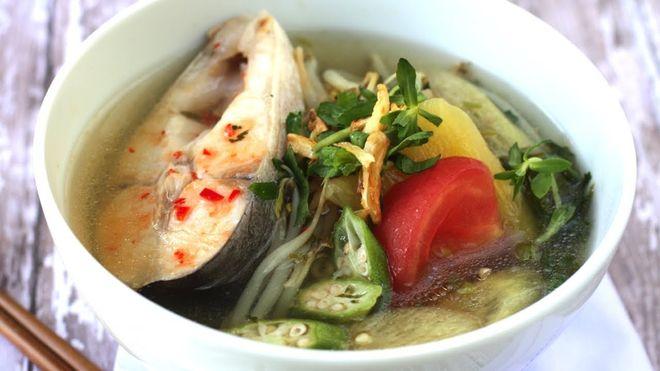 Hướng dẫn cách nấu canh chua cá lóc ngon đậm đà