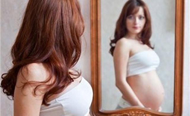 quan niệm cắt tóc sẽ gặp chuyện xui rủi ốm đau cho mẹ và thai nhi