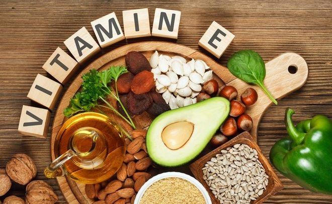 thực phẩm vitamin e