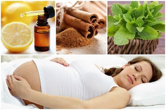 cách khắc phục ốm nghén ở mẹ bầu bằng mùi hương