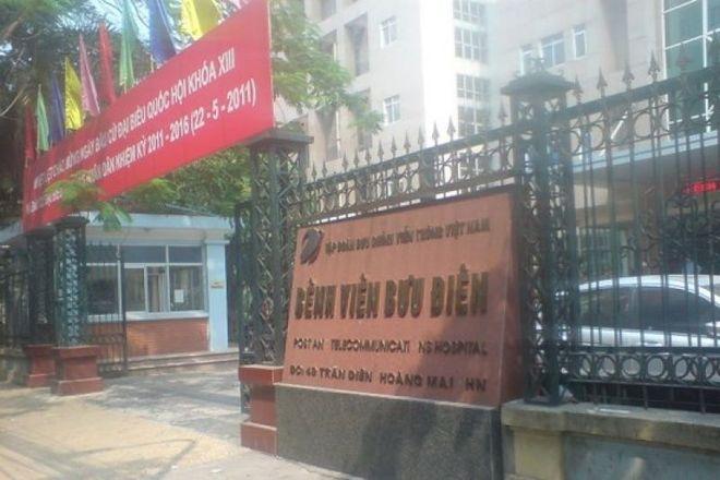 Trung tâm hỗ trợ sinh sản bệnh viện Bưu Điện