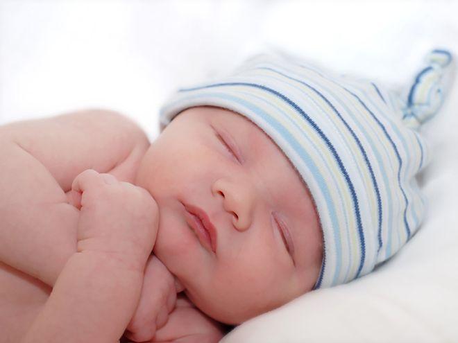 tư vấn trẻ sơ sinh về giấc ngủ của bé