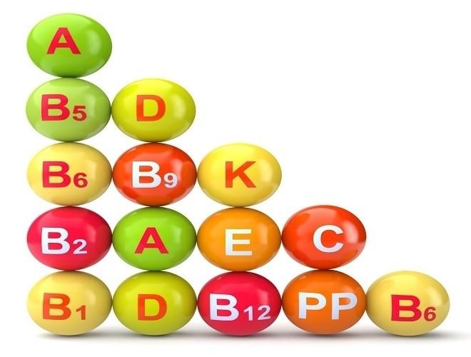 các nhóm vitamin cho trẻ sơ sinh