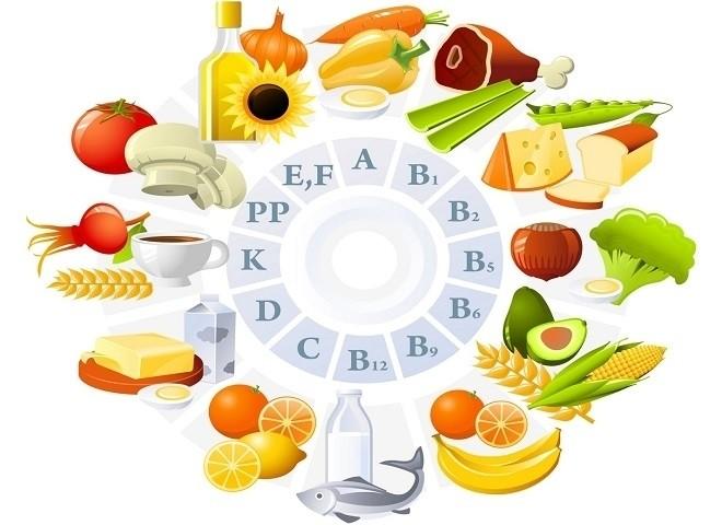 thực phẩm chứa vitamin cho trẻ sơ sinh