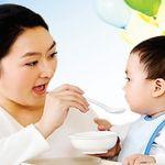 Các món ăn dặm cho bé 6 tháng tuổi thơm ngon và dễ nấu