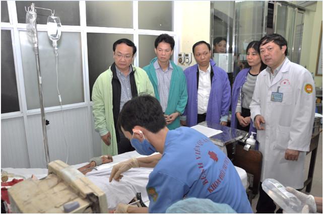 Bệnh viện 103, là nơi duy nhất ở nước ta thực hiện thành công kỹ thuật nuôi cấy tinh tử