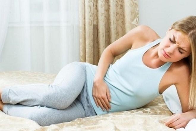 thuốc phá thai gây tác dụng phụ là đau bụng