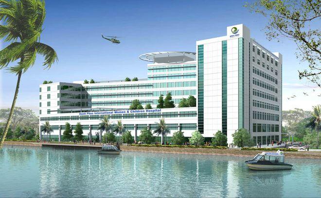 Bệnh viện quốc tế Hạnh Phúc là bệnh viện đầu tiên đạt tiêu chuẩn Singapore tại Việt Nam