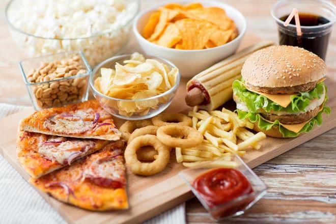 thức ăn nhanh rất có hại cho thai nhi