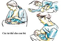 Cách cho bé bú cách giúp bé bú mẹ được nhiều hơn