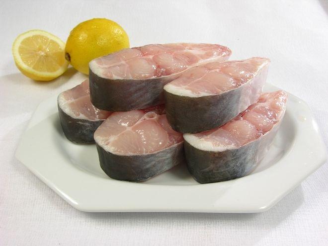 cá ngừ cắt lát