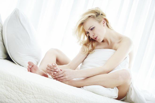 mẹ bầu mang thai đôi có nguy cơ bị phù sớm hơn.