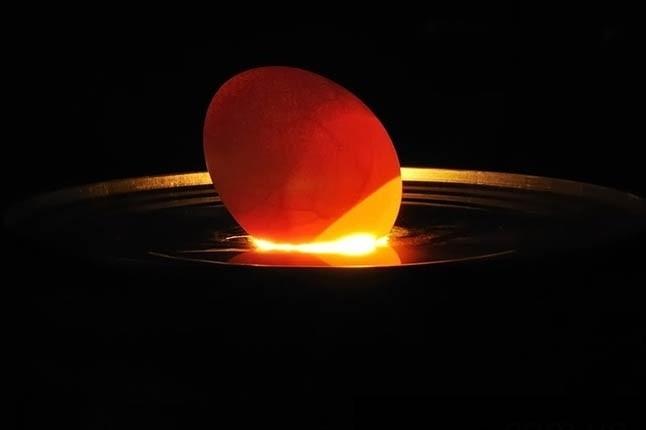 Canh trứng thực chất là quá trình theo dõi sự phát triển của trứng (nang noãn) bằng đầu dò âm đạo