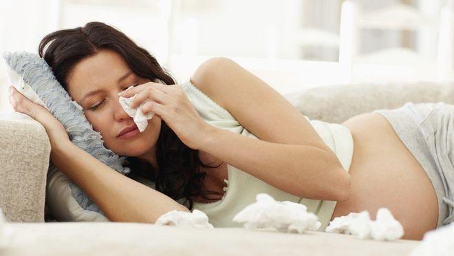 Cảm cúm sẽ bị