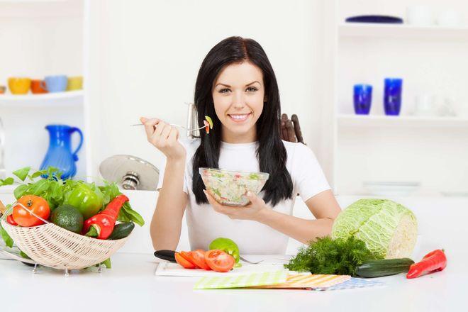 Mẹ bầu nên chọn thực phẩm phù hợp để đảm bảo sức khỏe cho bản thân và thai nhi