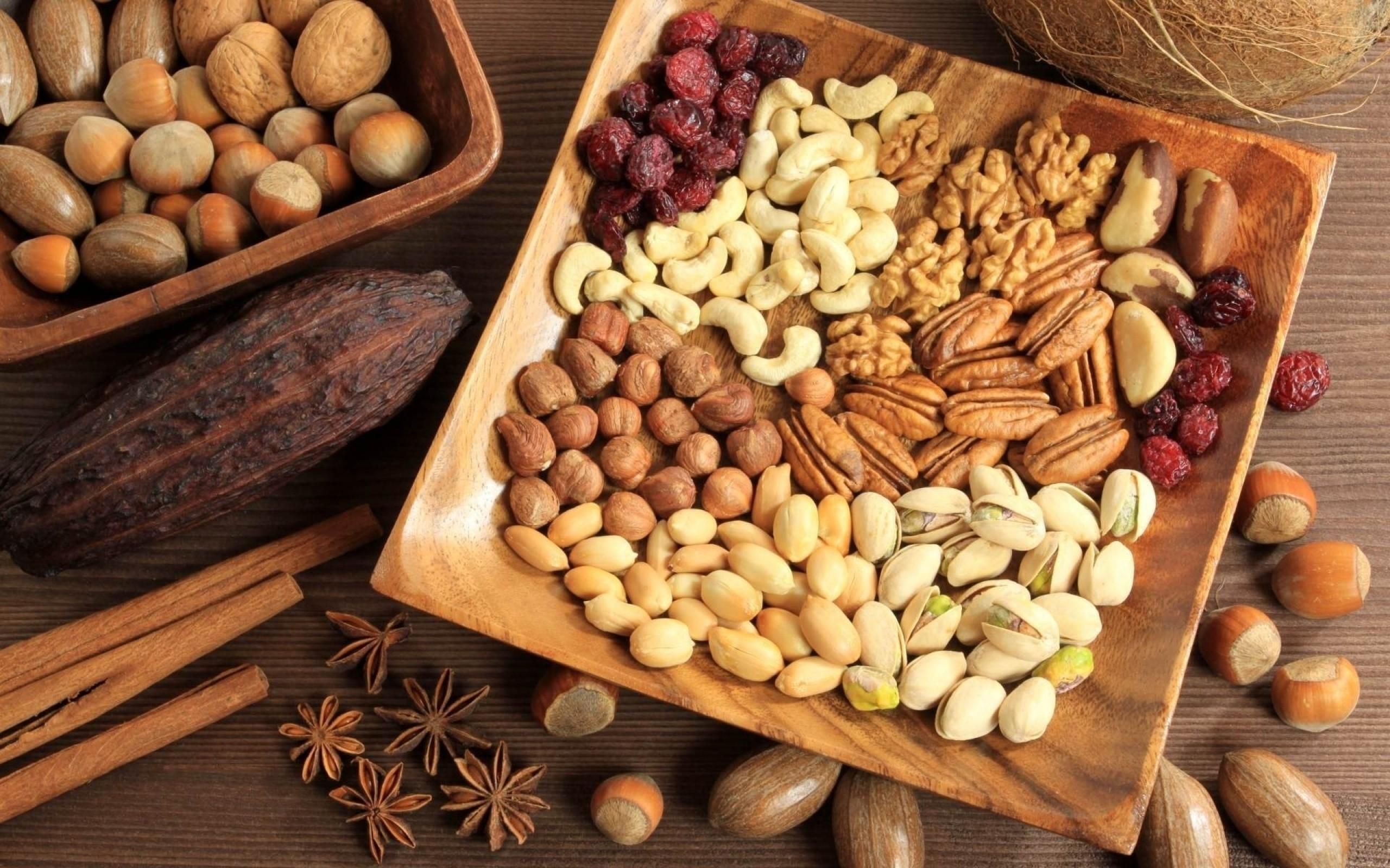 Các loại hạt giúp tăng khả năng thị thai