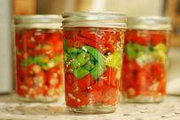 2 cách làm ớt ngâm ăn kèm món gì cũng ngon