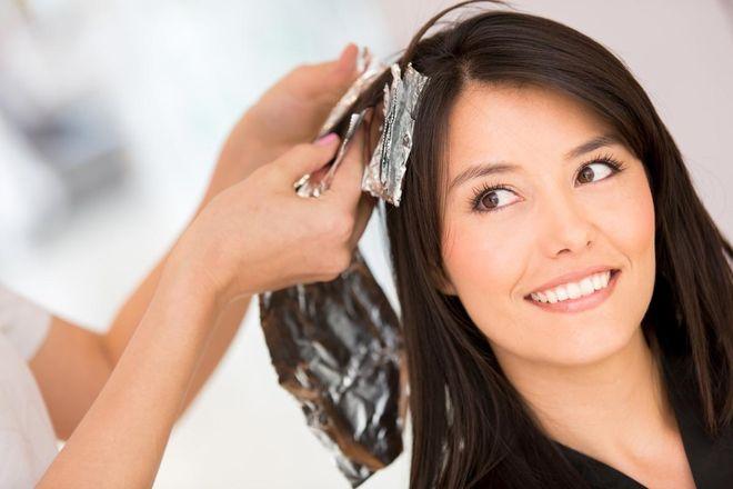 Mẹ bầu nên sử dụng thuốc nhuộm tóc có thành phần thiên nhiên
