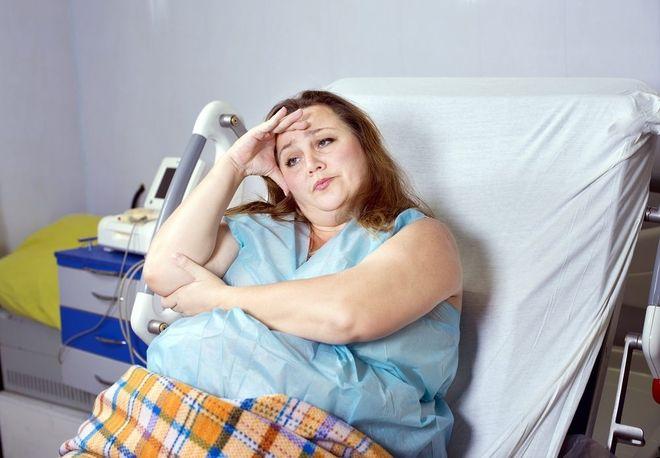 phụ nữ béo phì sẽ khó thụ thai hơn rất nhiều