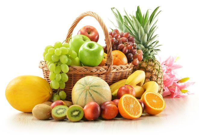 thiết lập chế độ dinh dưỡng cho khoa học, ăn nhiều hoa quả