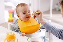 Bột ăn dặm cho bé - bước khởi đầu cho sự phát triển nhờ nguồn dinh dưỡng bổ sung