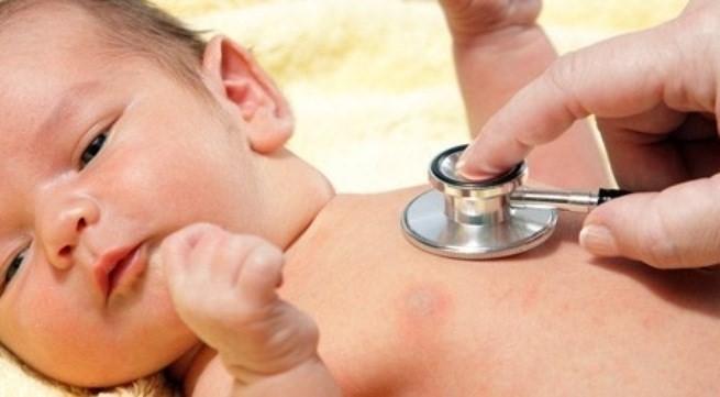 giảm khuyết tật cho trẻ khi sinh ra