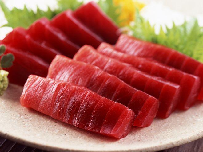 cách làm chà bông cá ngừ