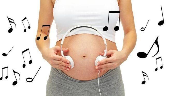 Những bản nhạc hay cho thai nhi