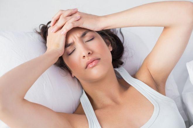 đau đầu là dấu hiệu tiền sản giật