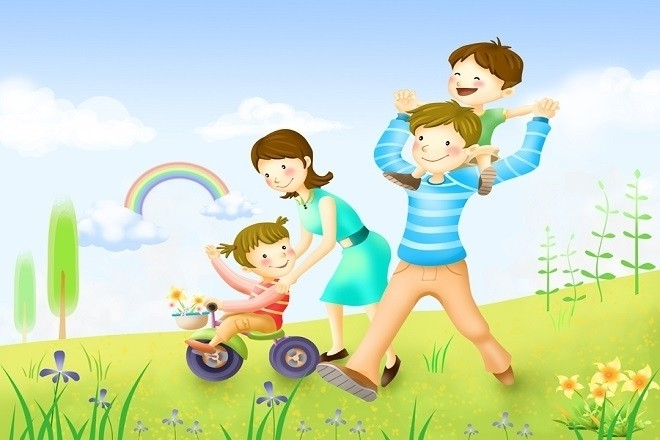 mỗi gia đình chỉ nên sinh 1-2 con