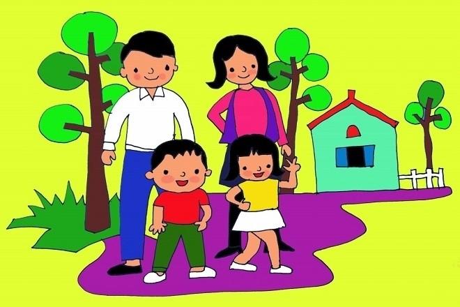 kế hoạch hóa giúp gia đình hạnh phúc