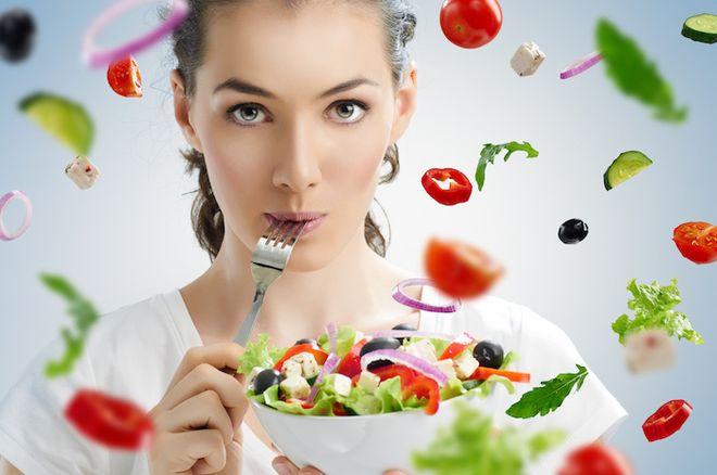 Ăn uống đầy đủ chất dinh dưỡng