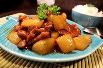 Bò kho củ cải - cách nấu cho món ăn dù đơn giản nhưng luôn thơm ngon đúng điệu