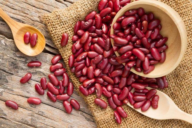 đậu đỏ giúp cung cấp máu cho cơ thể