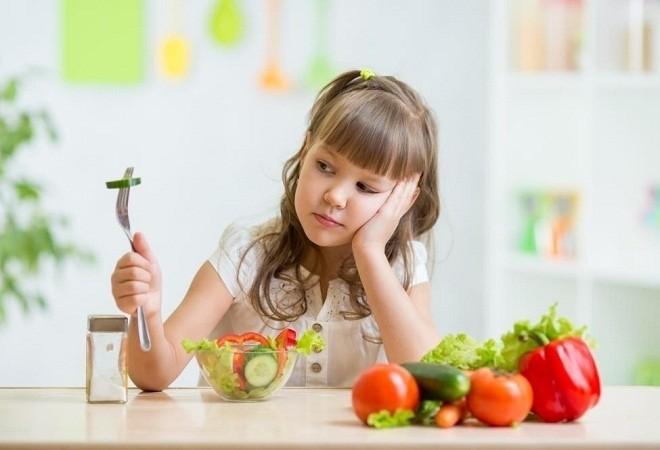 Bệnh thiếu máu não ở trẻ khiến trẻ trở nên biếng ăn và dễ sụt cân