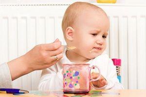 Trẻ biếng ăn là vì sao mẹ có biết?