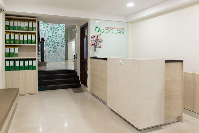 cơ sở vật chất phòng khám ngọc lan