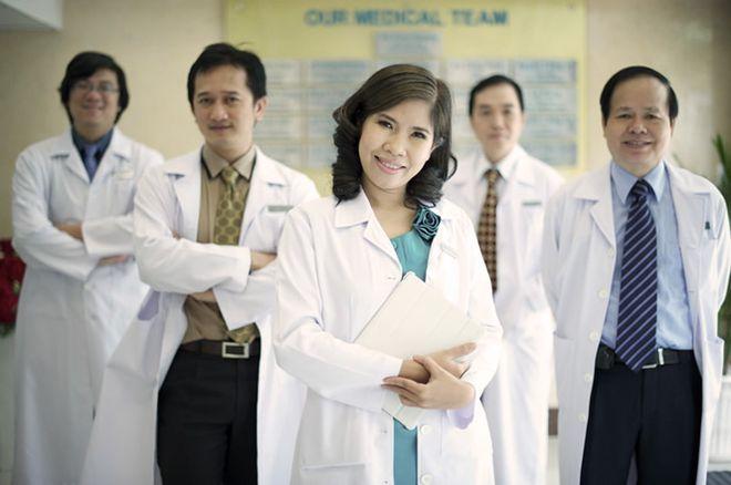 Phòng khám đa khoa bác sĩ Nguyễn Thi Song Hà.