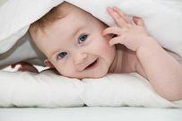 Dấu hiệu trẻ sơ sinh thông minh ngay từ lúc lọt lòng