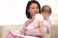 Cách ợ hơi cho trẻ sơ sinh dễ dàng